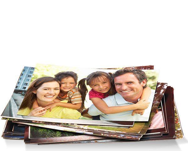 pacote de revelação de fotos