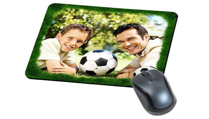 mouse pad com foto