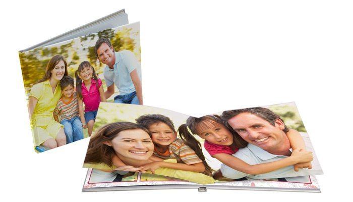 fotolivro HD 30x30 foto detalhe aberto e fechado