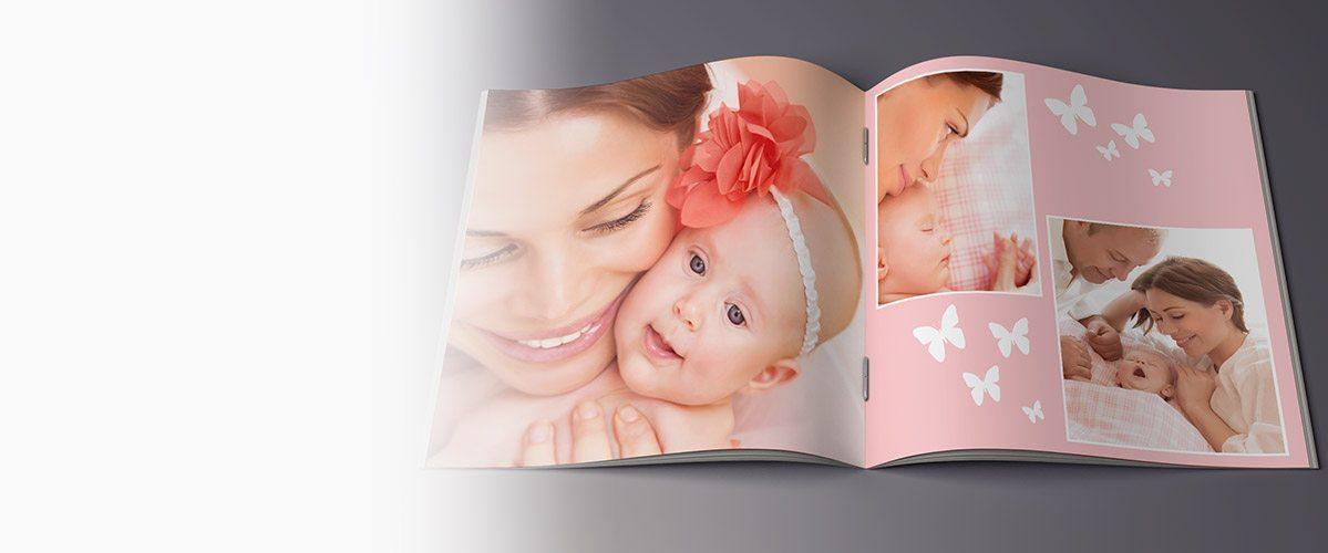 fotolivro capa tipo revista