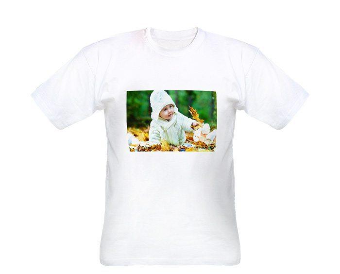 camiseta personalizada com foto