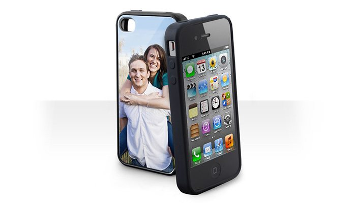 capa personalizada Iphone 4s