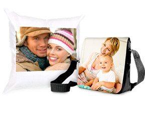 roupas e acessórios personalizados com foto