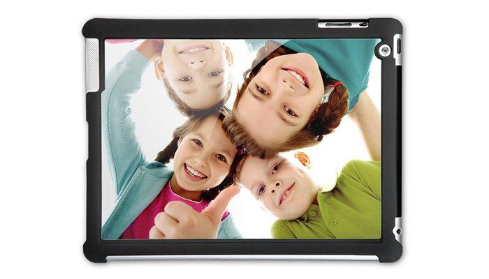 capa personalizada para iPad ®