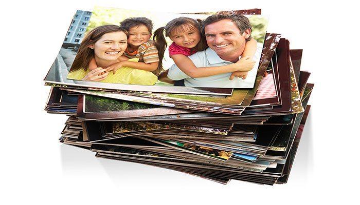 pacote de revelação com 500 Fotos 10x15cm