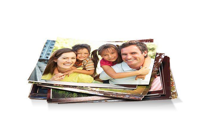 pacote de revelação com 50 Fotos 10x15cm