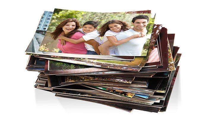 pacote de revelação com 200 fotos 13x18cm