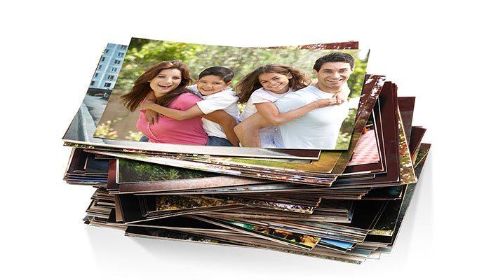 pacote de revelação com 100 fotos 13x18cm