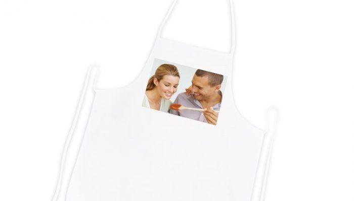 avental personalizado com foto