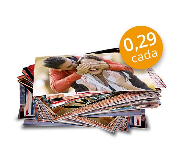 pacote de revelação com 101 fotos
