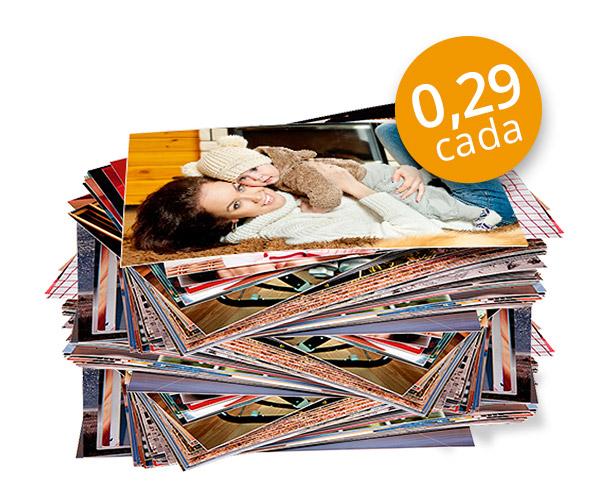 pacote de revelação com 505 fotos