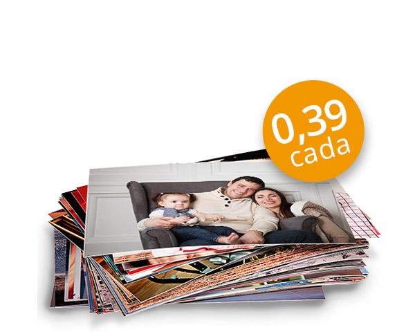 pacote de revelação com 505 fotos R$ 0,39