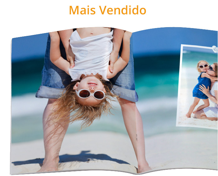 Fotolivro Revista - 21X28cm