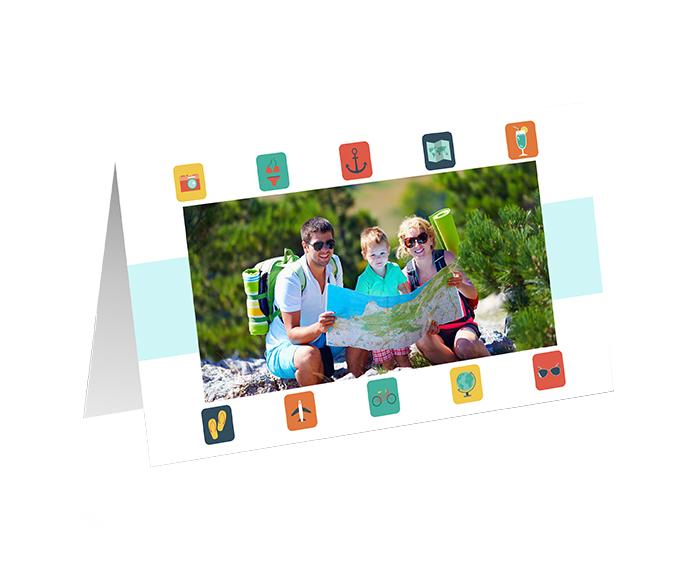 Foto Cartão 13x18cm