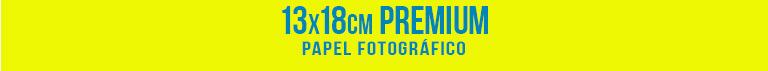 Subcategoria - 13x18cm Premium