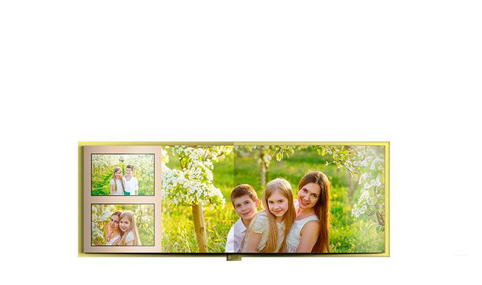 Fotolivro HD - 15x19cm