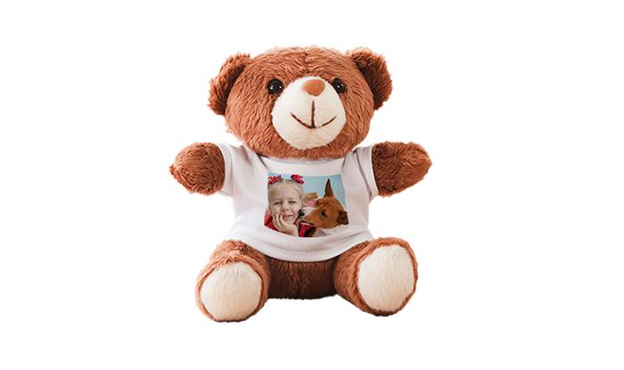 Ursinha - Personalizado