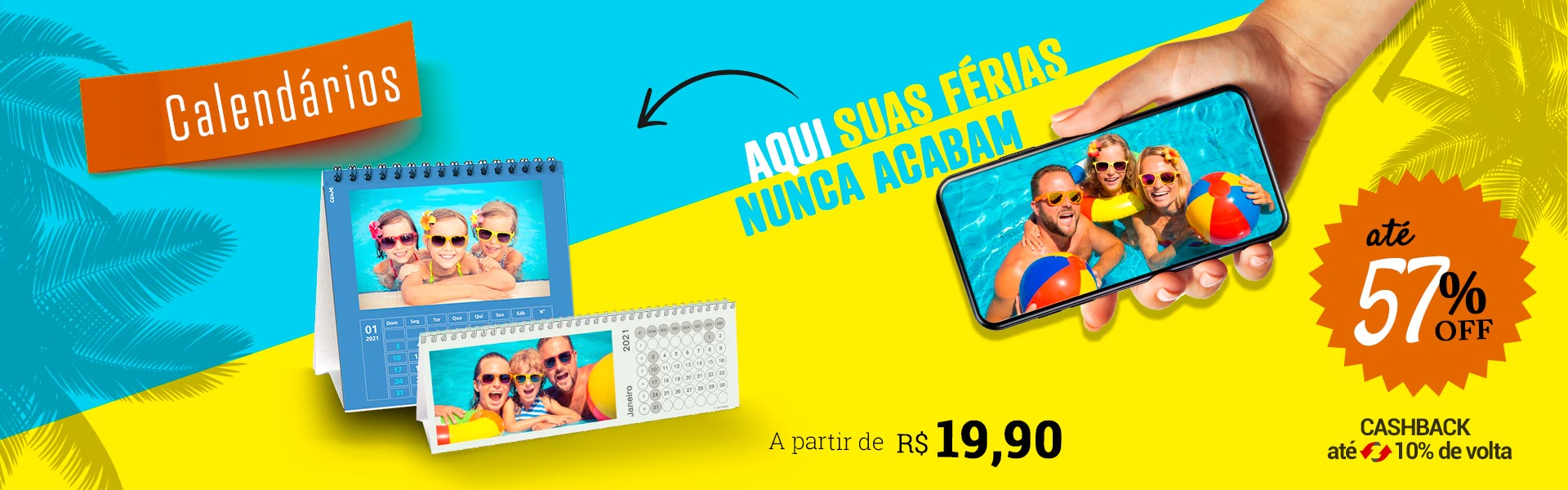 Calendários - Phooto Brasil