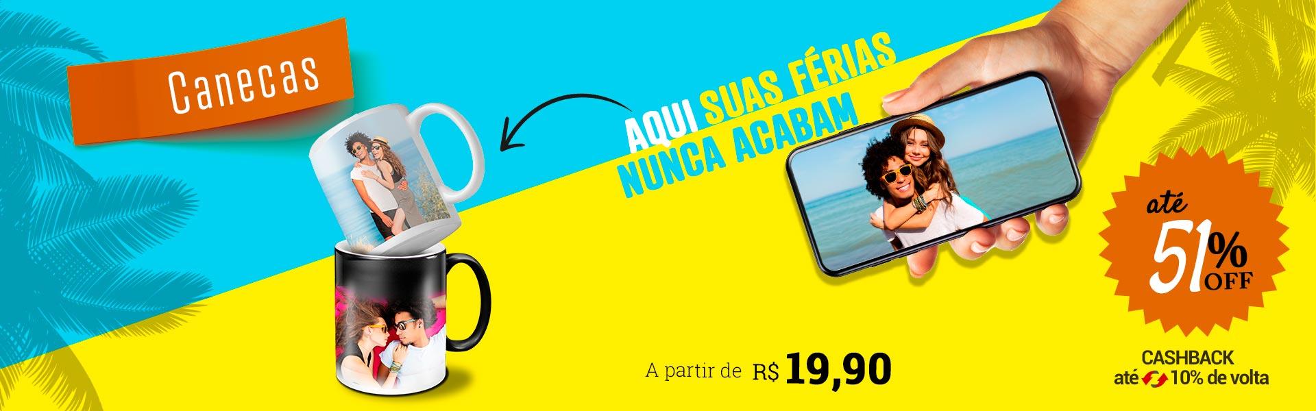 Canecas Personalizadas - Phooto Brasil