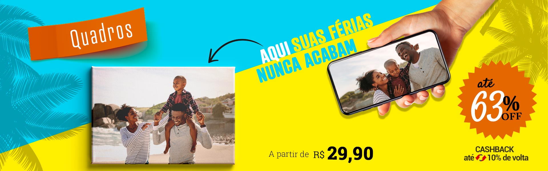 Foto quadros - Phooto Brasil