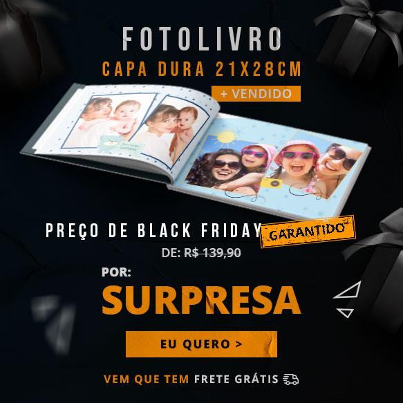 Fotolivro Capa Dura 21x21cm