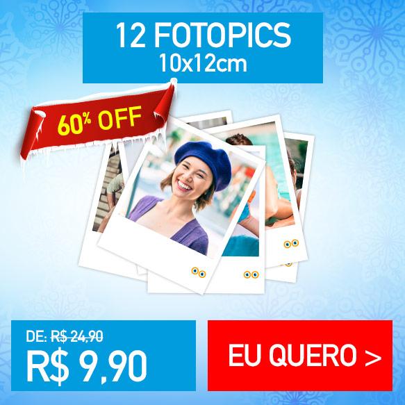 12 Fotopics 10x12cm
