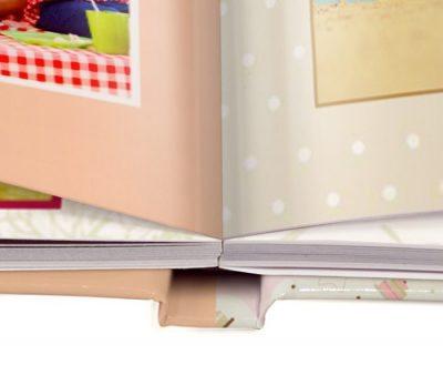 photobook Papel Fotografico detalle tapa dura personalizado con foto