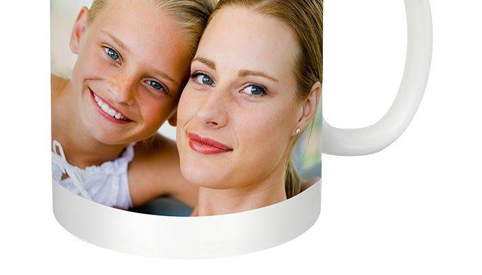 foto detalhe da caneca personalizada com foto