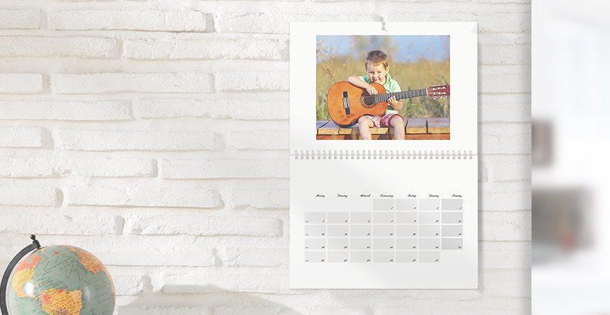 Categoria Calendario de Pared personalizados con foto