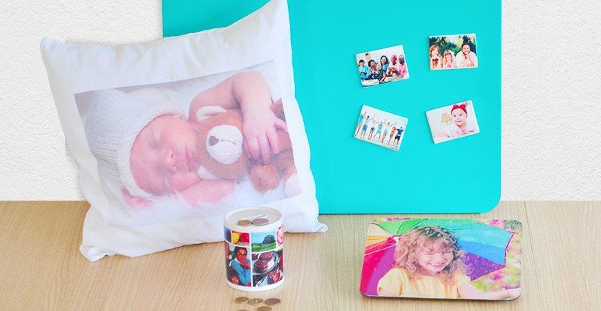 Foto regalos personalizados con fotos