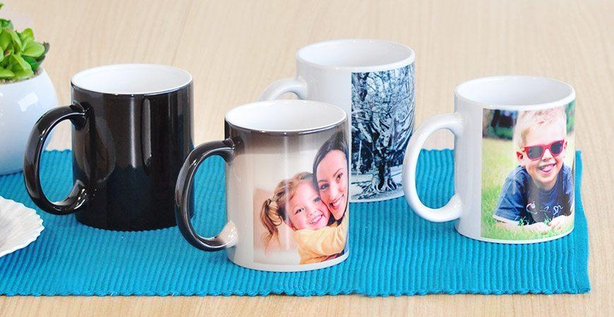 Foto-regalos personalizados con foto tazas